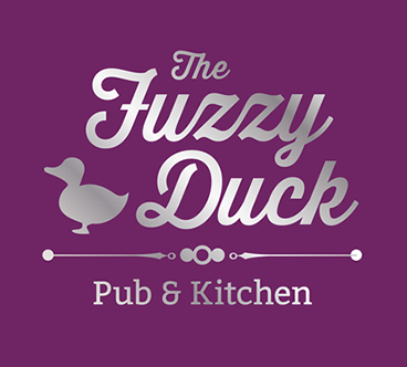 The Fuzzy Duck logo